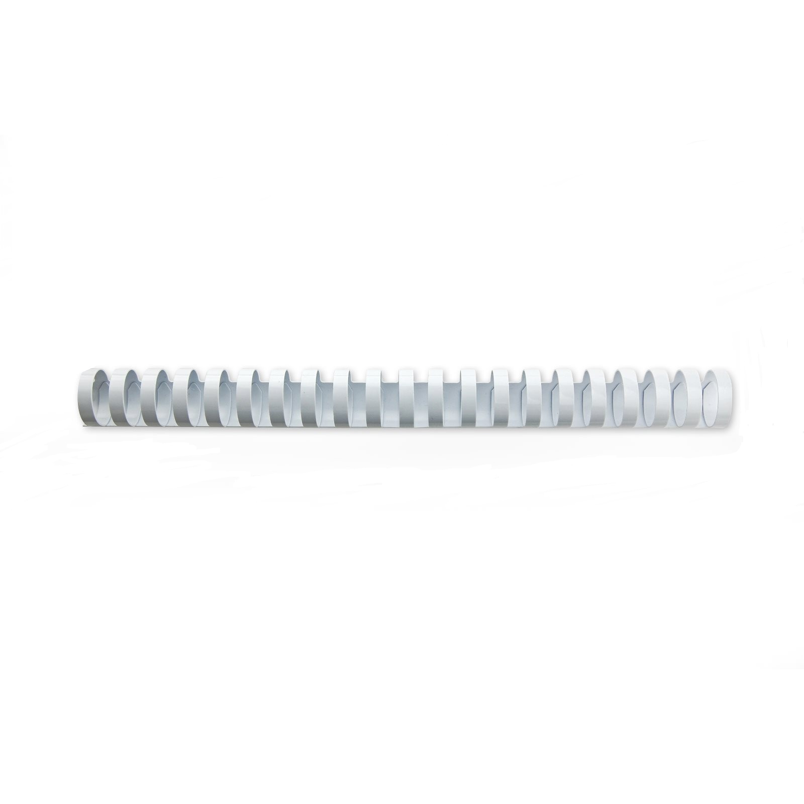 GBC Binding Combs 21 Ring A4 12mm White 4028197 (PK100)
