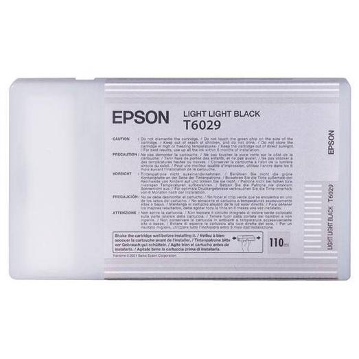 Epson Stylus Pro 7800/9800 Light Black 110ml