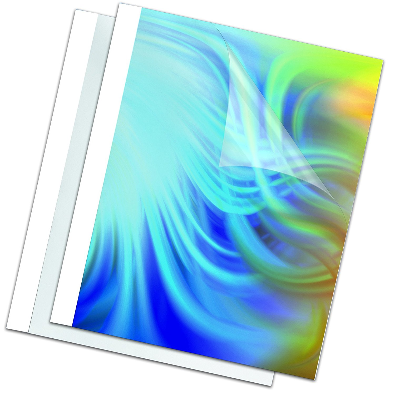 Thermal Binding Covers 1.5mm (PK100)