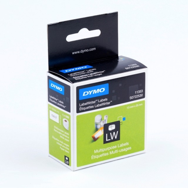 DYMO LabelWriter Labels 13 x 25
