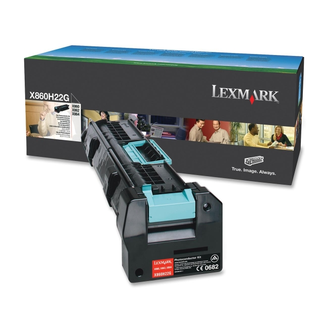 Lexmark X860E X862 Photoconductor Kit