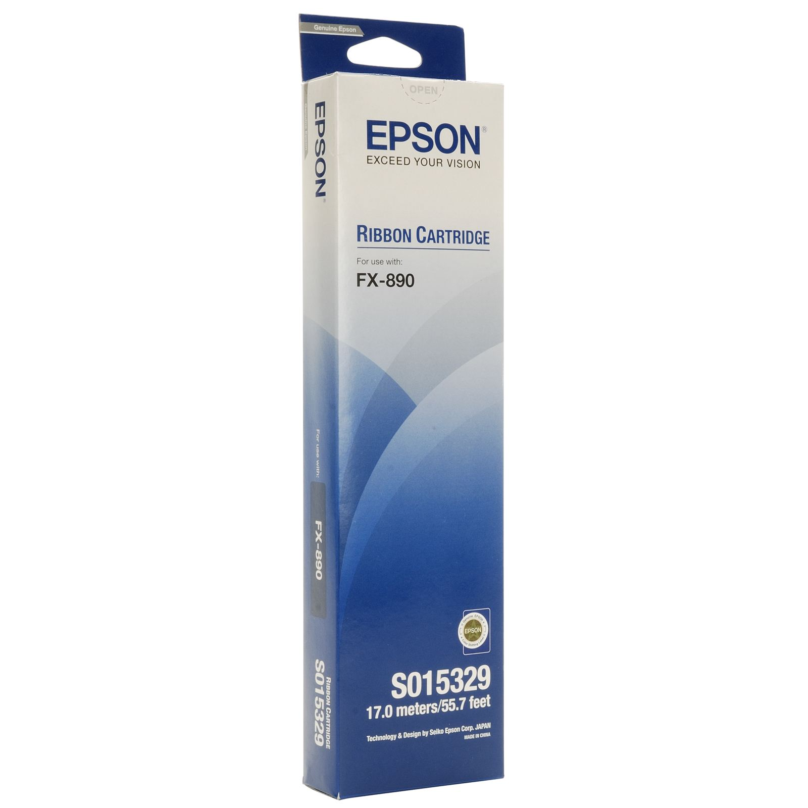Epson Black Fabric Ribbon FX-890