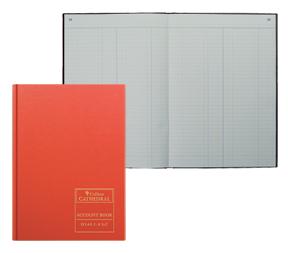 Collins D540 Account Book Double Cash 192 Pages A4 Ref D540-2-6C
