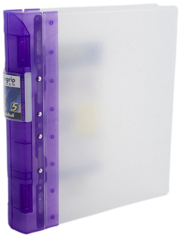 Ghall GLX Ergogrip Binder 4R Lilac PK2