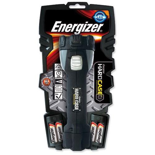 Handheld Energizer Hardcase Pro 4AA Torch