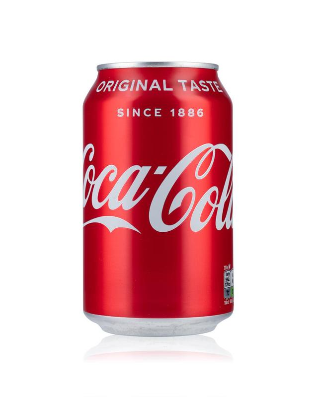 Cold Drinks Coca Cola Drink Can 330ml (Pack 24) 402002