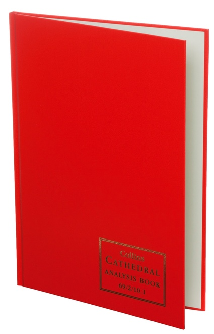 Accounts Binders & Refills Collins Cathedral Petty Cash Book 2 Debit 10Credit 69/2/101