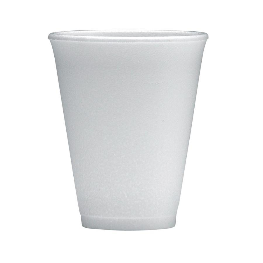 Disposable Cups & Accessories ValueX Insulated Cup 7oz Capacity White (Pack 50)