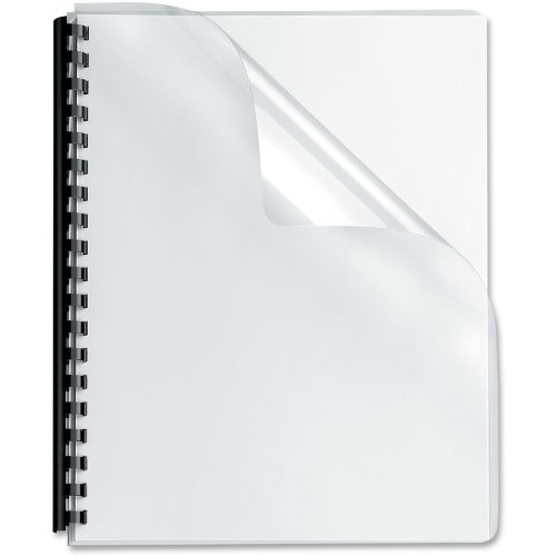 Cover Boards ValueX PVC Covers Clear 80micron A4 6500501 (Pack 100)
