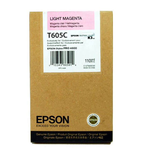 Epson Stylus Pro 4880 Light Magenta 110ml
