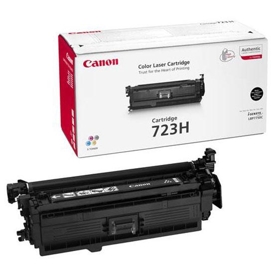 Canon 723H Laser Toner Cartridge High Yield 10000pp Black Ref 2645B002AA
