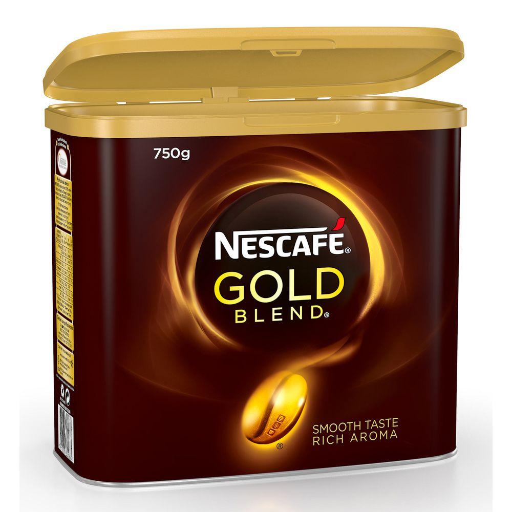 6 X Nescafe Gold Blend 750g  Case Deal KIT