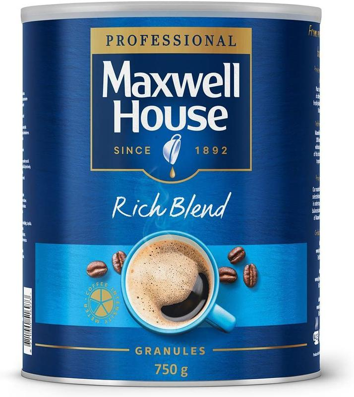 Coffee Maxwell House Instant Coffee Granules 750g