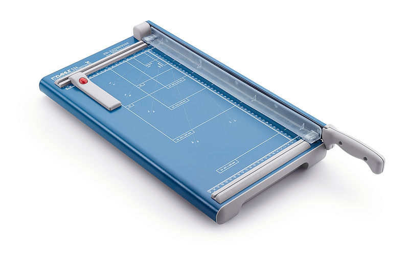 Dahle Guillotine A3 460mm Blue 534