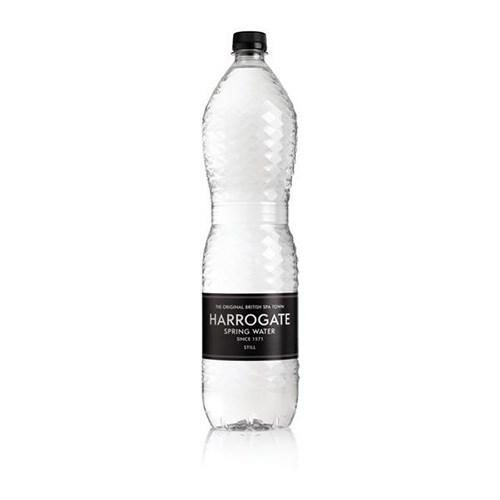 Harrogate Still Spring Water 1.5 litres Ref P150121S [Pack 12]