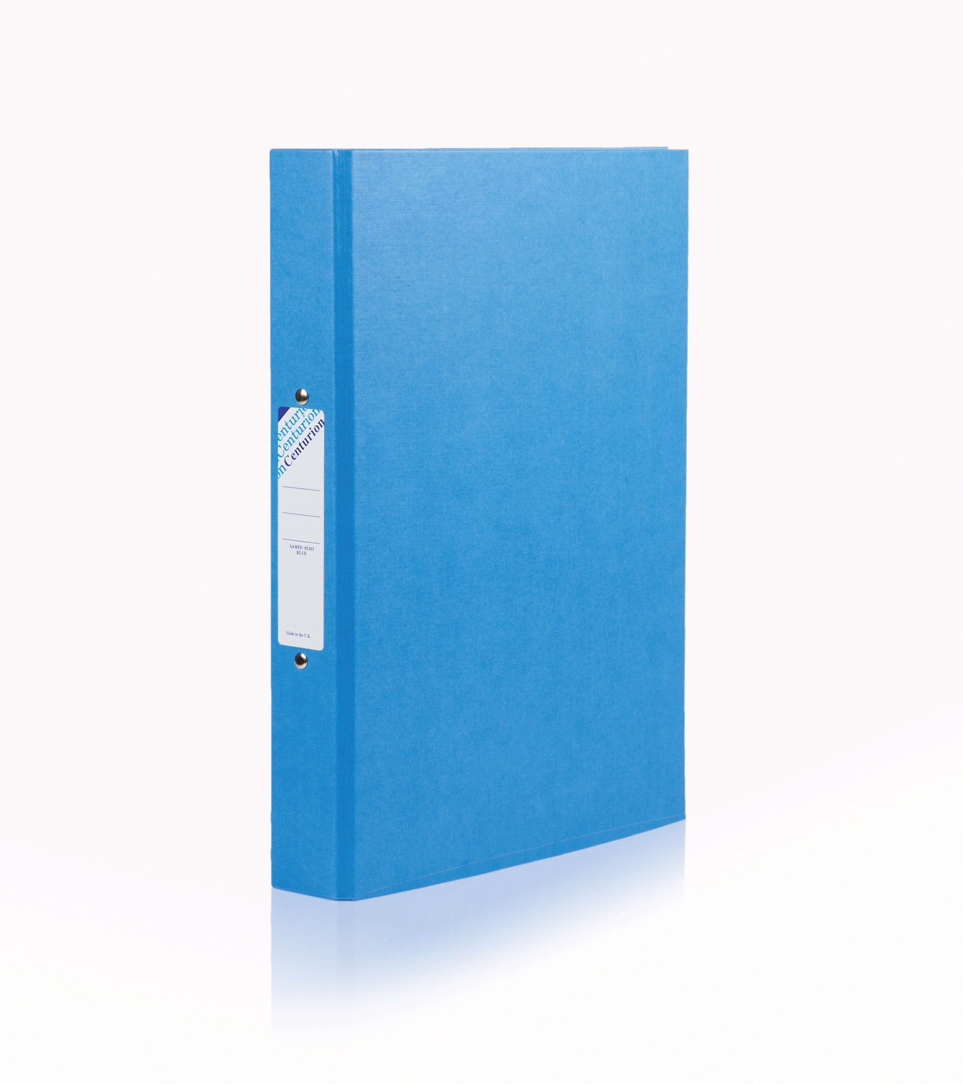 Centurion Classic Ring Binder 2-OR 25mm A4 Blue PK10
