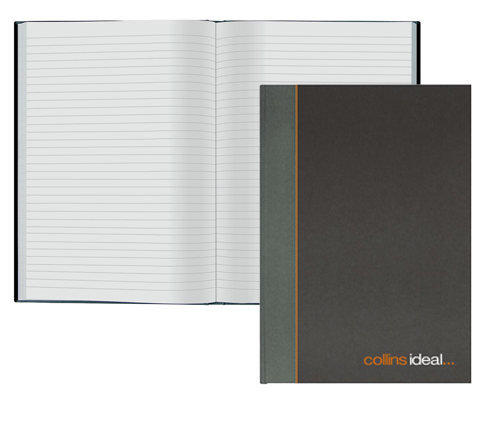 Image for Collins Ideal A5 Notebook Ruled 468R
