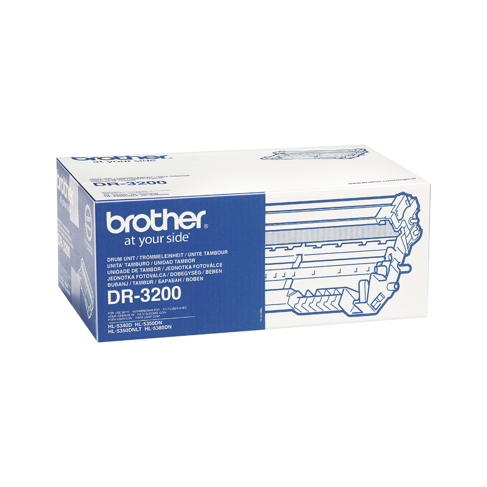 Drum Units Brother DR3200 Black Drum 25K