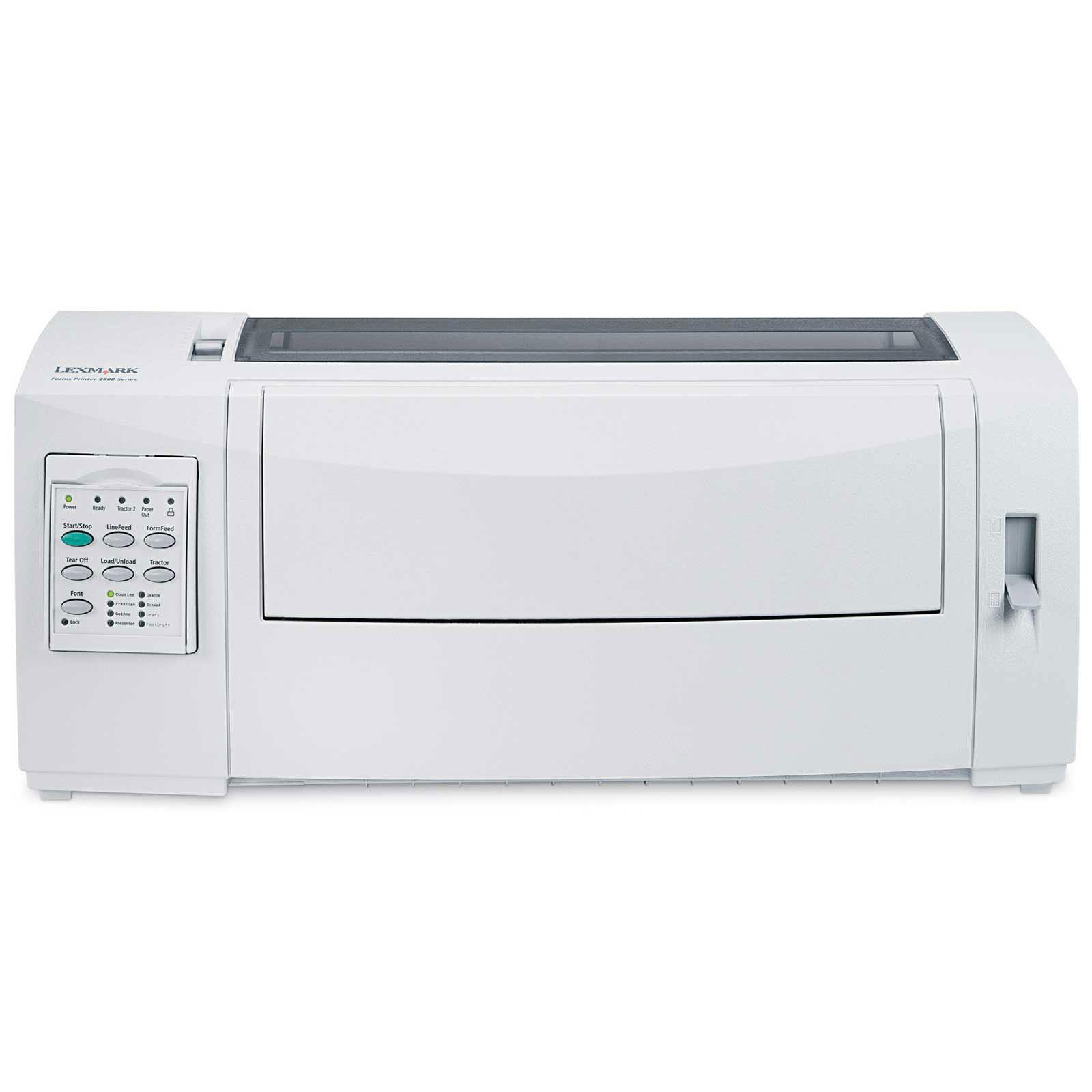 Inkjet Printers Lexmark 2590N Dot Matrix Printer