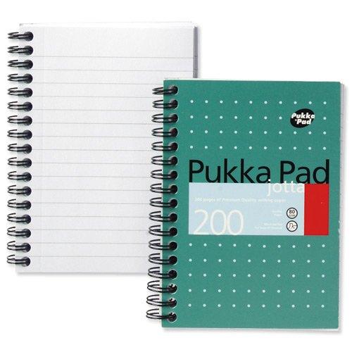 Pukka Jotta Wire A6 Notebook PK3