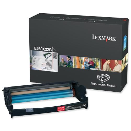 Lexmark E260/360/460 Photoconductor Kit