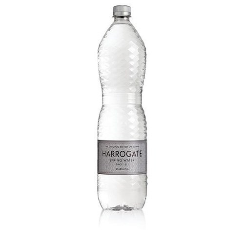 Harrogate Sparkling Water 1.5 litres Ref P150122C [Pack 12]
