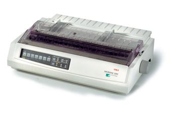 OKI Ml3391 Eco IBM Epson Emulation