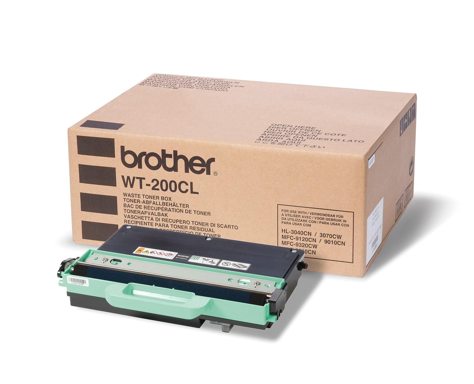 Brother Waste Toner Unit WT200CL