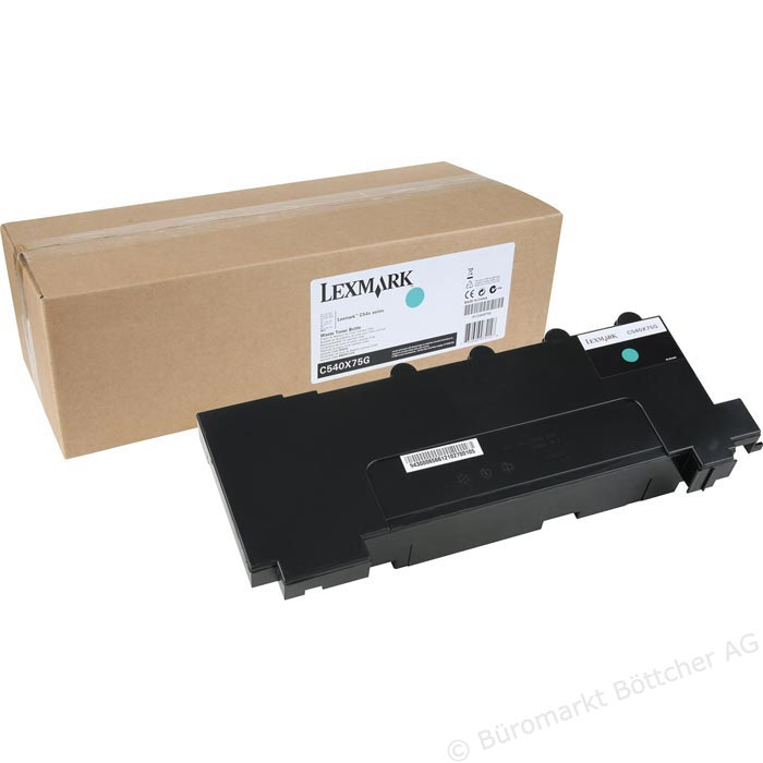 Lexmark C540 Waste Toner Bottle