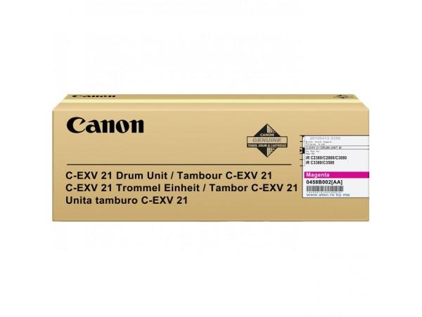 Drum Units Canon 0458B002 EXV21 Magenta Drum Unit 53K