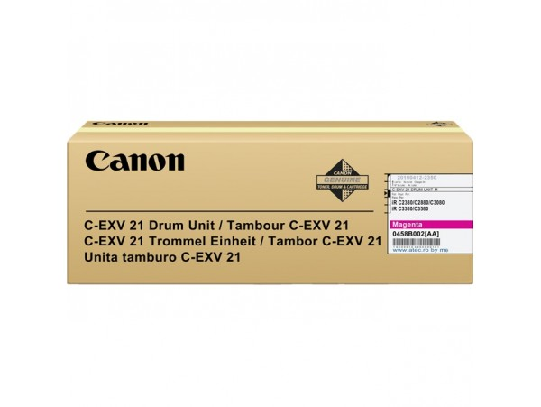CANON 0458B002BA IRC2880 MAG DRUM EXV21