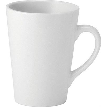 Value White Latte Cup 12oz (Pack 6)