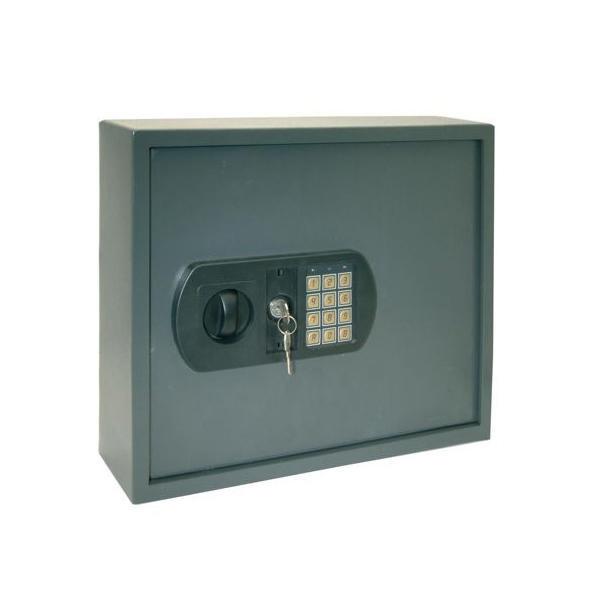 Image for Helix Grey Security Key Safe - 100 Keys