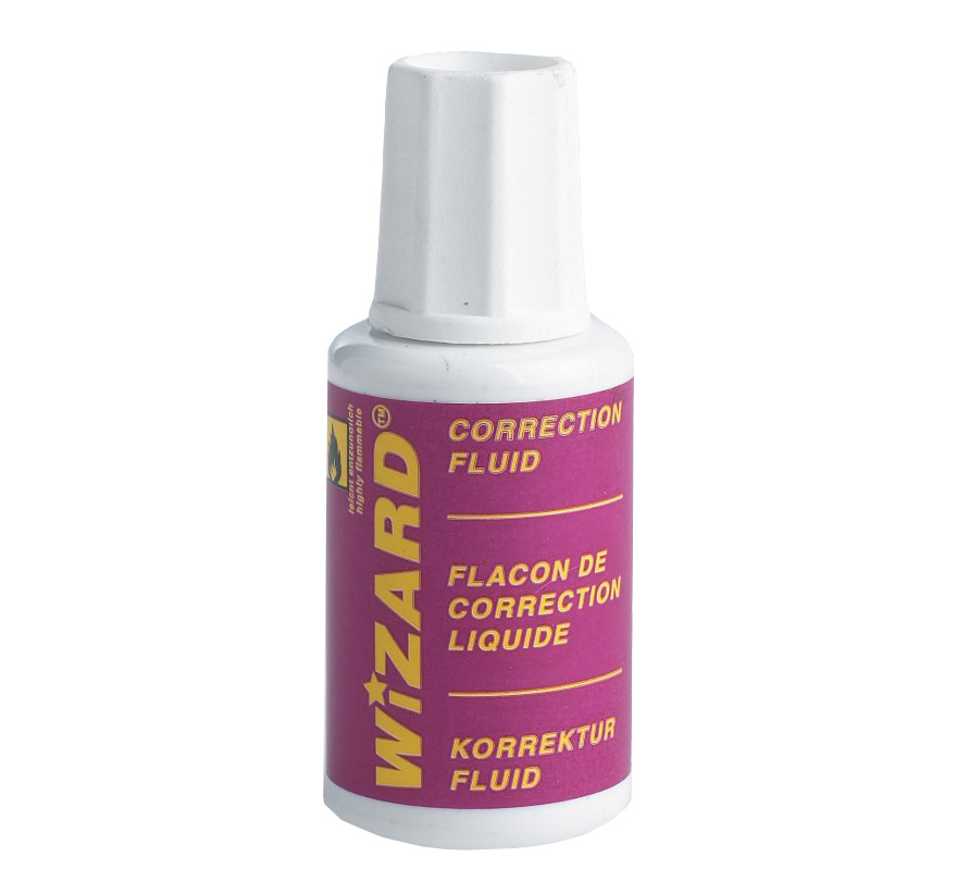 Image for Correction Fluid 20ml Pk10