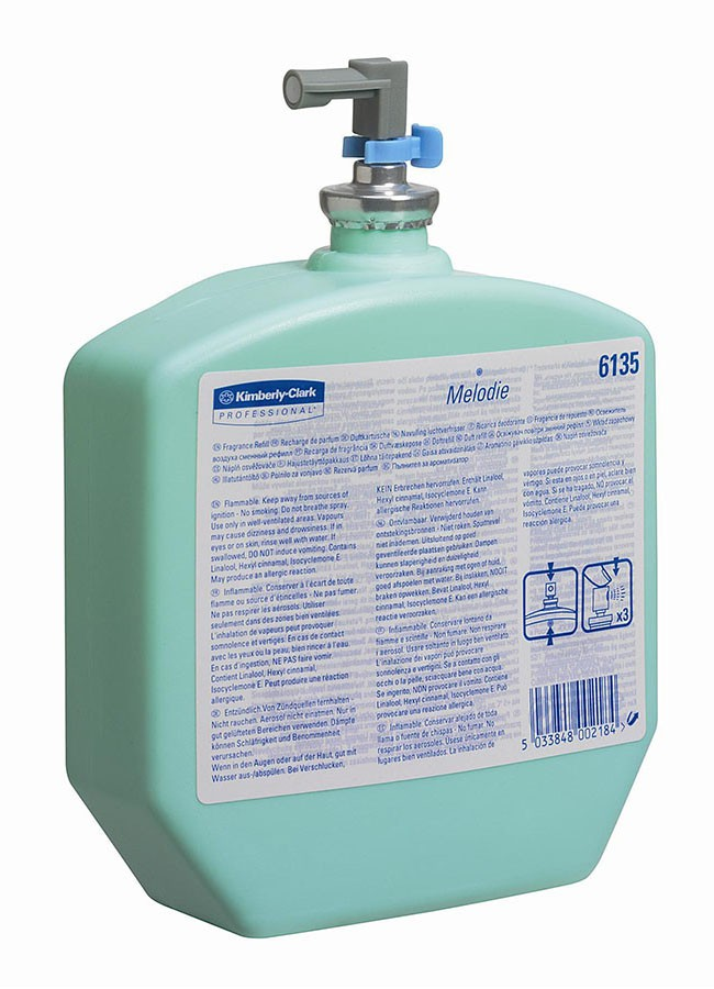 Kimberly-Clark Professional Air Care Refill Melodie 310ml Ref 6135 [Pack 6]