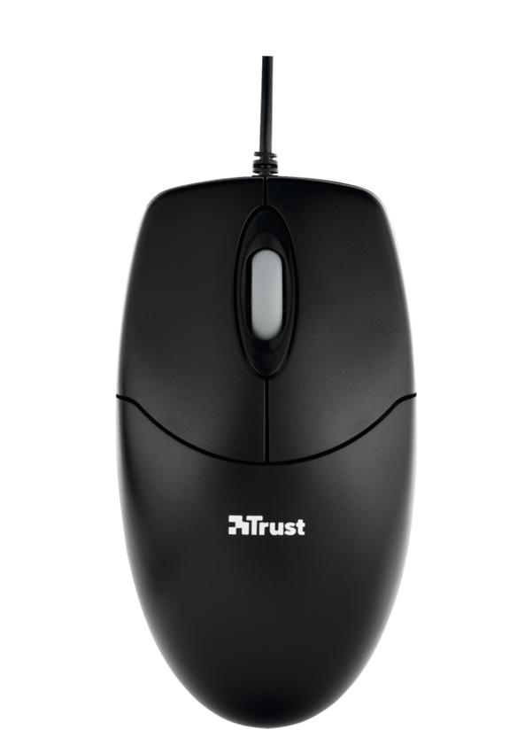 Trust 3 Button Optical Mouse