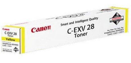 Laser Toner Cartridges Canon 2801B002 EXV28 Yellow Toner 38K