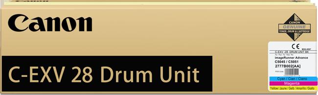 Drum Units Canon 2777B003 CEXV28 Colour Drum 85K