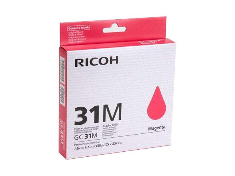 Ricoh GX3300/50 GC-31 Magenta Toner