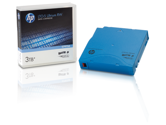 HP LTO 5 Data Cartridge