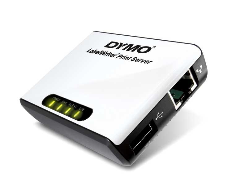Dymo LabelWriter Print Server USB- Ethernet [for 400 or 450 Series] Ref S0929090