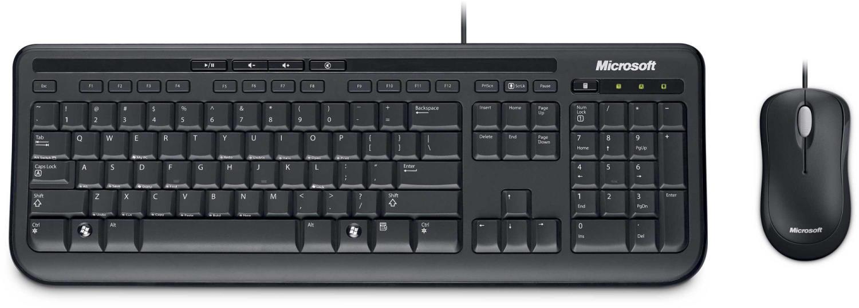 Microsoft Desktop 600 Keyboard and Mouse