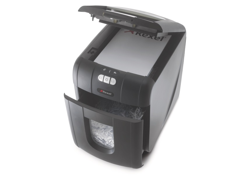 Rexel Auto Plus 130X Cross Cut Shredder 2102559A