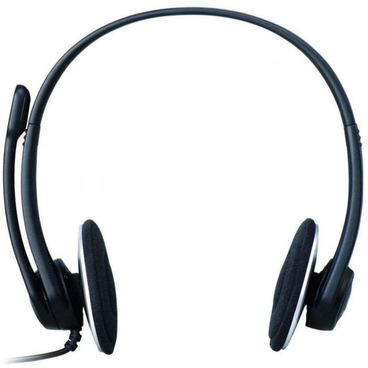 Logitech H340 Lightweight USB Headset