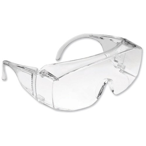 Over Spectacle Clear Lens