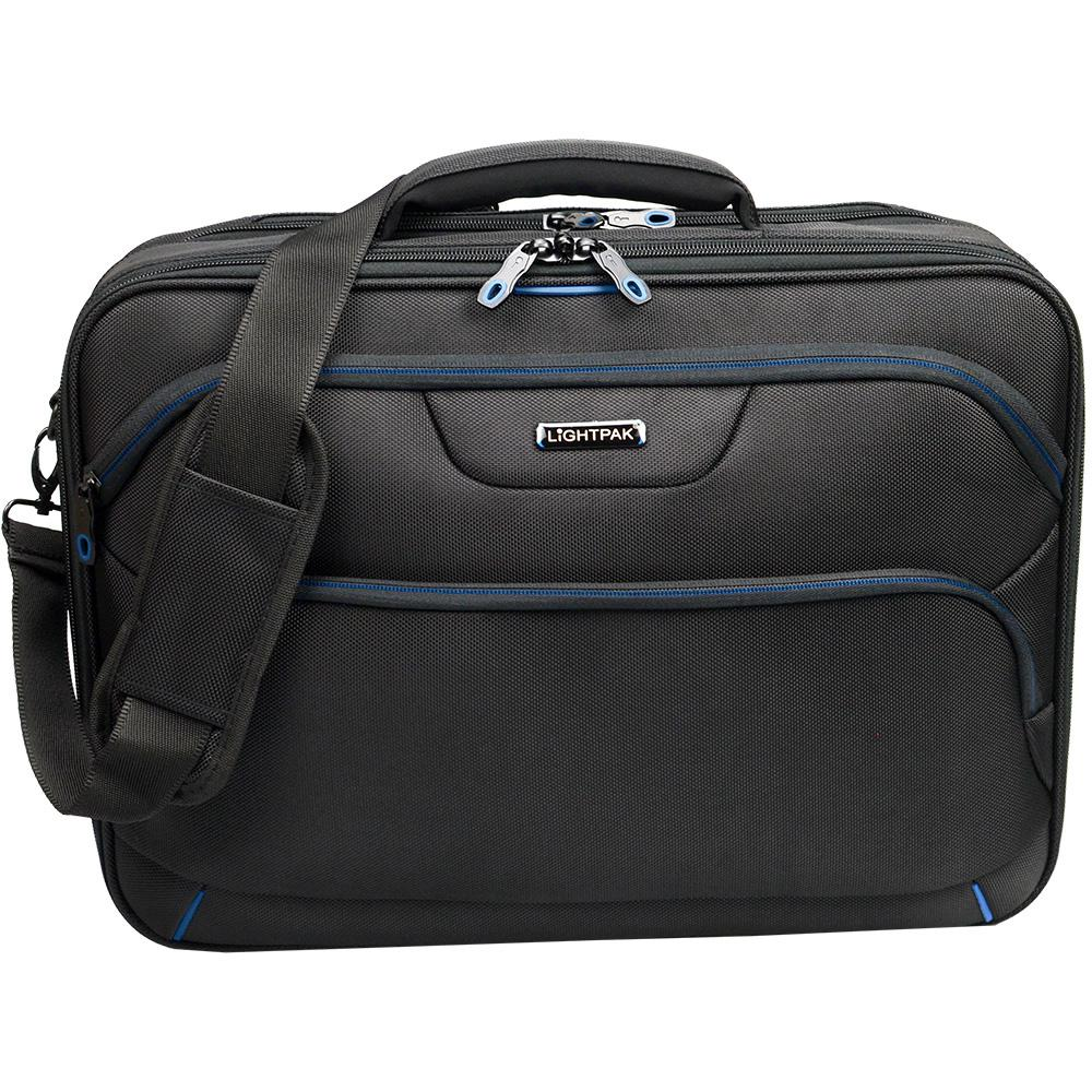 Bags & Cases Lightpak LIMA Executive Laptop Bag for Laptops up to 17 inch Black