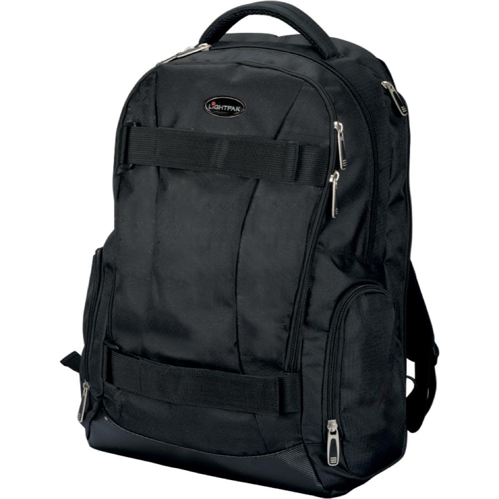 Bags & Cases Lightpak Hawk Laptop Backpack for Laptops up to 17 inch Black