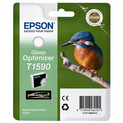 Epson T1590 Inkjet Cartridge Gloss Optimizer Ref C13T15904010