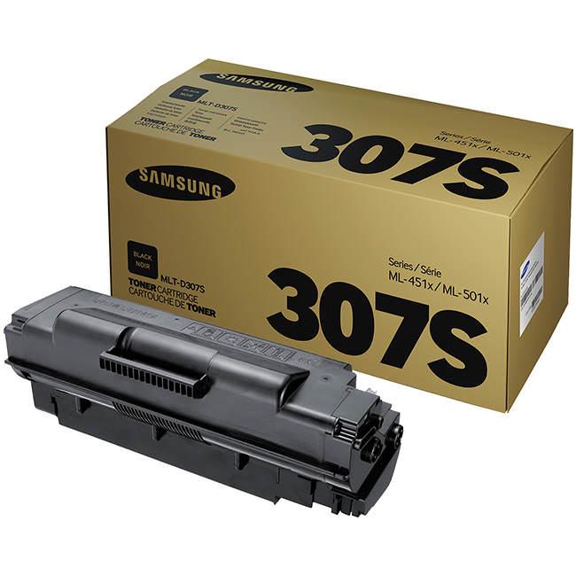 Samsung Laser Toner Cartridge Page Life 7000pp Black Ref MLT-D307S/ELS