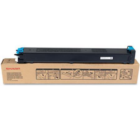 Laser Toner Cartridges Sharp MX23GTCA Cyan Toner 10K